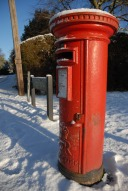 Postbox, Wray Common, Reigate