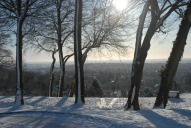 View from Reigate Hill, Reigate