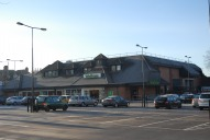 Waitrose supermarket, West Byfleet