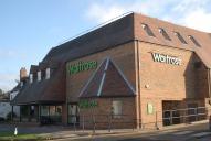 Waitrose supermarket, Esher