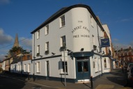 The Albert Arms pub, Esher