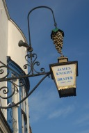 Knights department store sign, Reigate