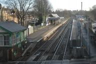 Railway station, Reigate