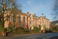 Town hall, Reigate