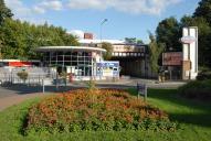 Redhill railway station, Redhill