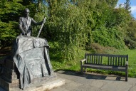 Statue of Thomas Cubitt, Dorking