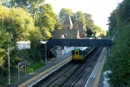 Box Hill and Westhumble railway station, Dorking