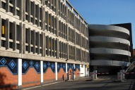 Multi-storey car park, Camberley