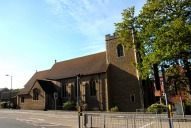 St Tarcisius Church, Camberley