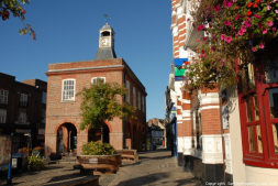 Old Town Hall, High Street Reigate