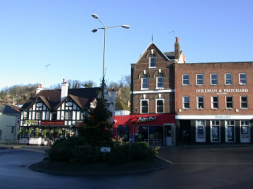 Town centre Caterham