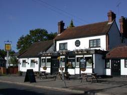 The Sun pub Windlesham