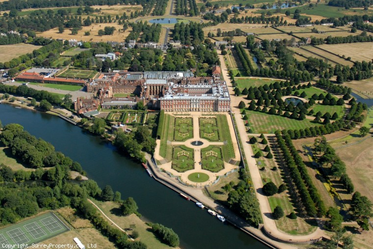 Thames Ditton Aerial Photos Surreyproperty Com Property